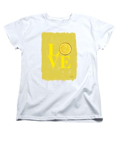 Lemon Women's T-Shirt (Standard Cut)