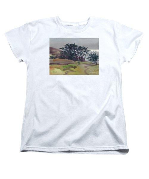 Miramonte Point 1 Women's T-Shirt (Standard Cut) by Donald Maier