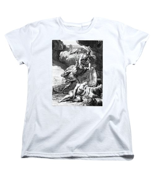 Mythology: Perseus Women's T-Shirt (Standard Cut) by Granger