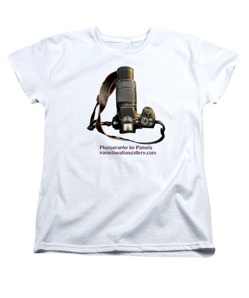 Photography By Pamela Women's T-Shirt (Standard Cut) by Pamela Walton