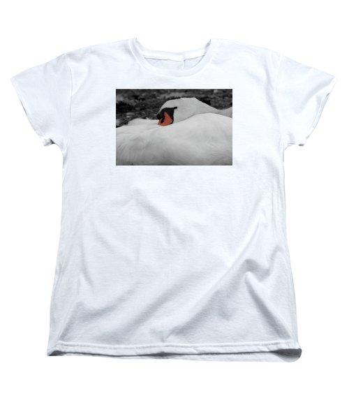 Women's T-Shirt (Standard Cut) featuring the photograph Sleeping Beauty by Scott Carruthers