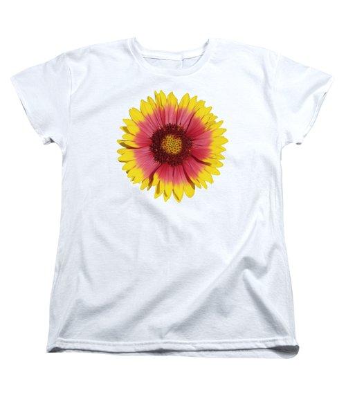 Women's T-Shirt (Standard Cut) featuring the photograph Spring Flower by George Atsametakis