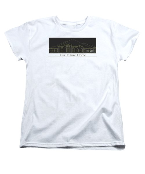 Women's T-Shirt (Standard Cut) featuring the photograph 278fay - No.1654 by Joe Finney