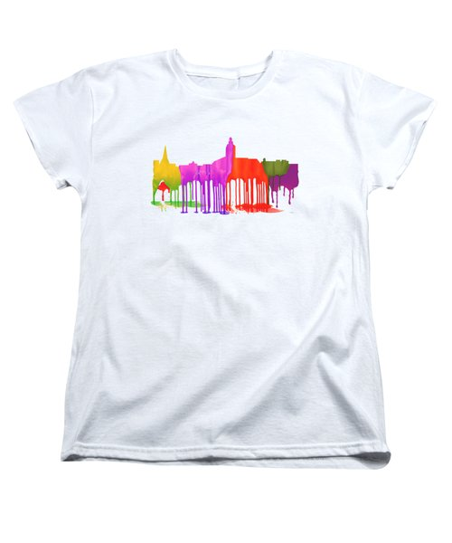 Annapolis Maryland Skyline      Women's T-Shirt (Standard Cut)