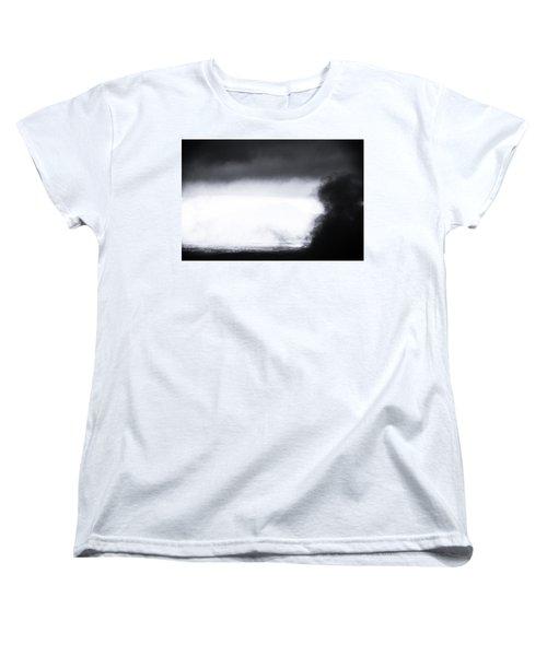 Coming In Women's T-Shirt (Standard Cut) by Jez C Self