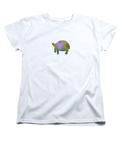 Tortoise Women's T-Shirt (Standard Cut) by Mordax Furittus