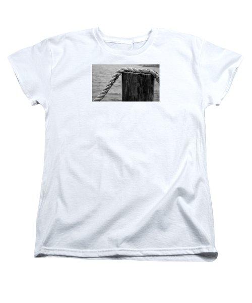 Women's T-Shirt (Standard Cut) featuring the photograph Untitled by Dorin Adrian Berbier