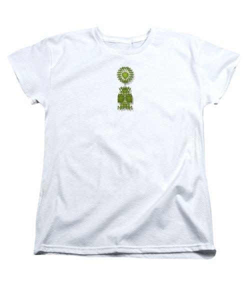 Women's T-Shirt (Standard Cut) featuring the photograph 4393 by Peter Holme III