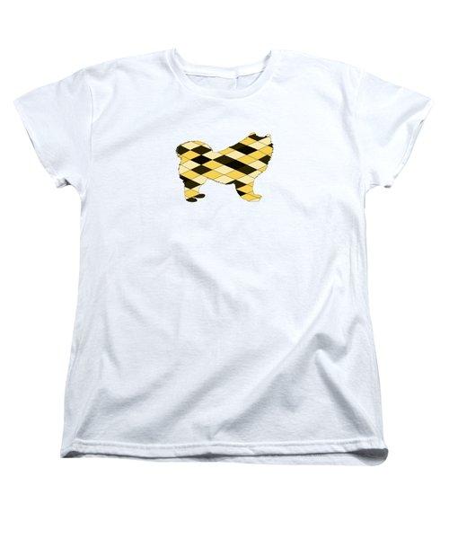 Samoyed Women's T-Shirt (Standard Cut) by Mordax Furittus