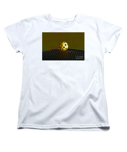 Women's T-Shirt (Standard Cut) featuring the photograph 9- Perspective by Joseph Keane