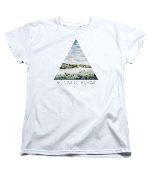 A Bend In The Yellowstone Women's T-Shirt (Standard Fit)