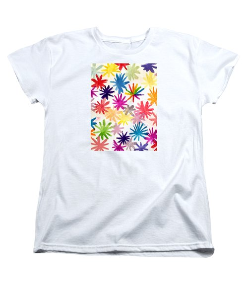 Women's T-Shirt (Standard Cut) featuring the photograph A Child's Creation #1 - Donation by Suri