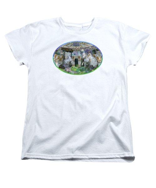 A Curious Dream Women's T-Shirt (Standard Fit)