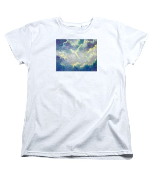 A Gift From Heaven Women's T-Shirt (Standard Cut) by Marina Petro