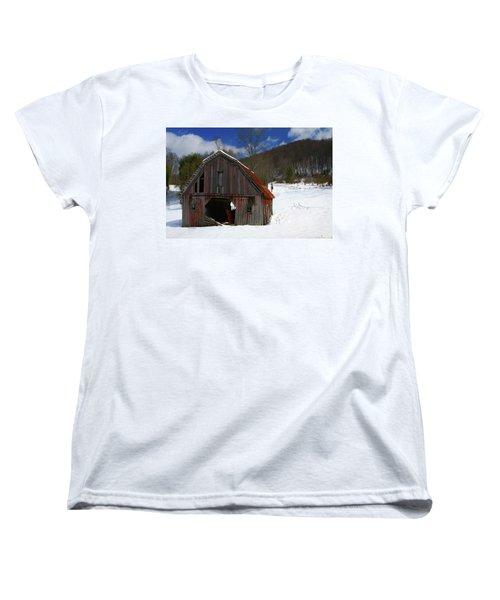 A Little Rust Women's T-Shirt (Standard Cut) by Dale R Carlson