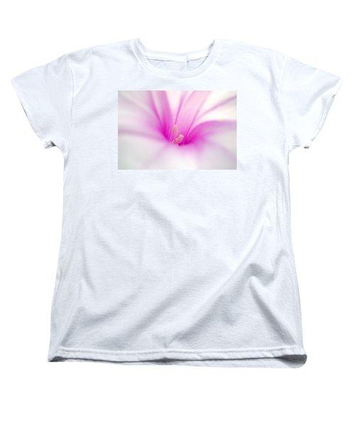 A Living Poem Women's T-Shirt (Standard Cut) by Melanie Moraga