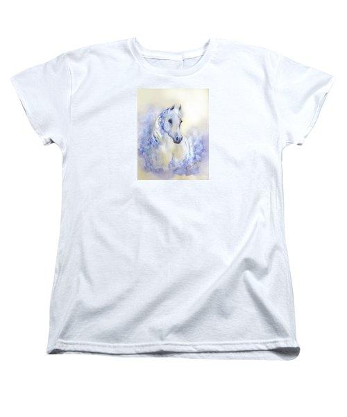A Touch Of Lavender Women's T-Shirt (Standard Cut)
