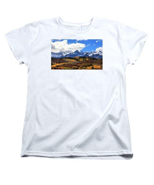 A Vision Splendor Women's T-Shirt (Standard Cut) by Rick Furmanek
