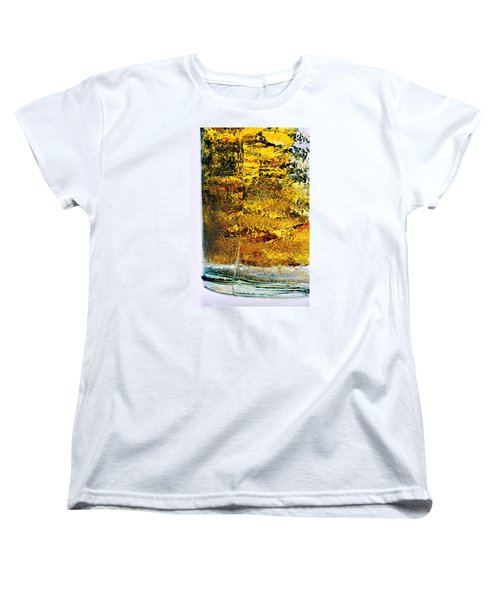 Abstract #8442 Women's T-Shirt (Standard Cut) by Andrey Godyaykin