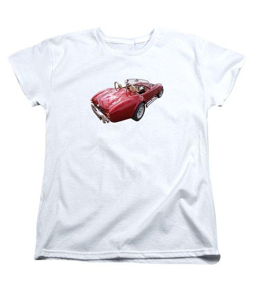 Ac Cobra 1966 Women's T-Shirt (Standard Cut) by Gill Billington