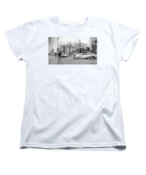 Accident 1 Women's T-Shirt (Standard Cut) by Paul Seymour