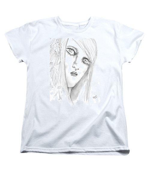 Adal Women's T-Shirt (Standard Cut) by Dan Twyman