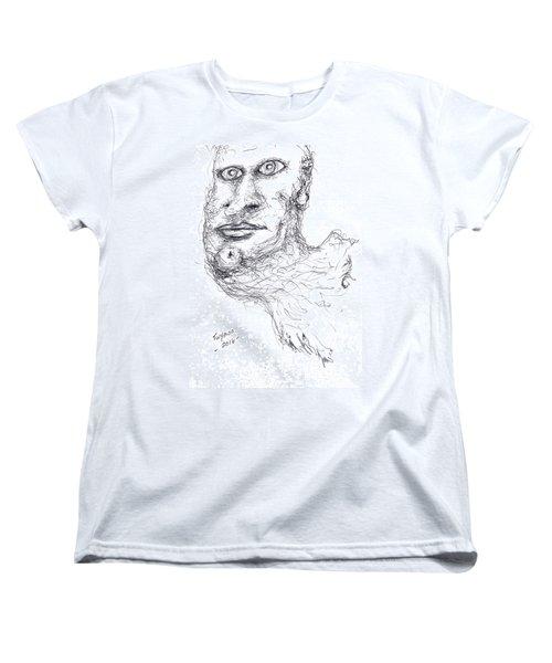 Adrift Women's T-Shirt (Standard Cut) by Dan Twyman