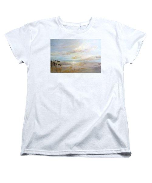 After The Storm Women's T-Shirt (Standard Cut) by Dina Dargo