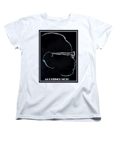 Agostinho Neto Women's T-Shirt (Standard Cut)