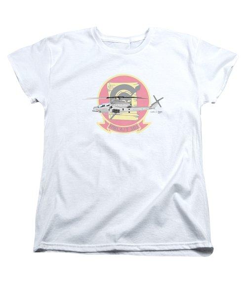 Ah-1z Viper Women's T-Shirt (Standard Cut) by Arthur Eggers