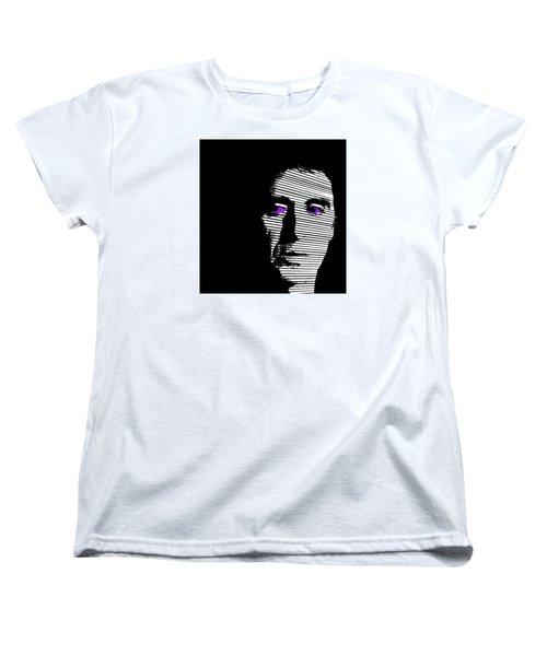 Al Pacino Women's T-Shirt (Standard Cut) by Emme Pons