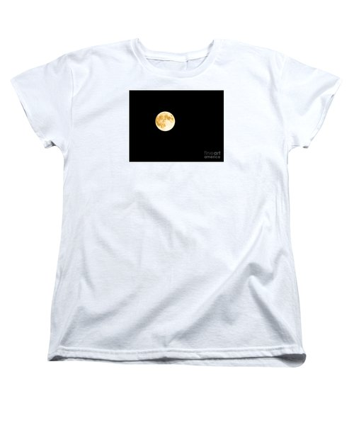 Women's T-Shirt (Standard Cut) featuring the photograph All That Glitters by Sandy Molinaro