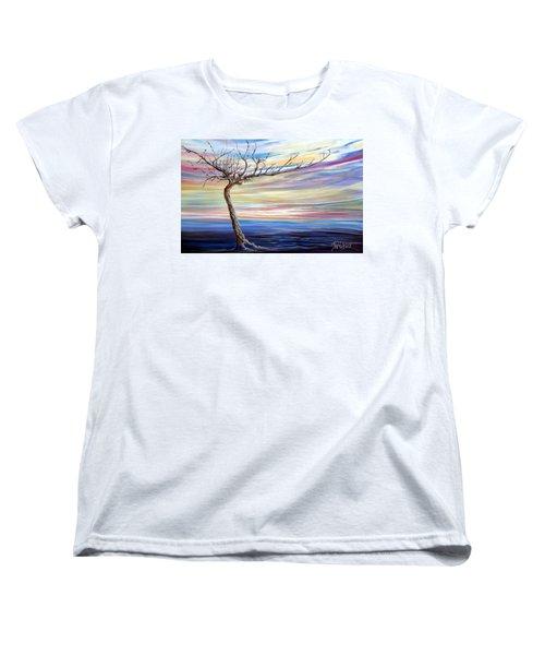 Alone Women's T-Shirt (Standard Cut)