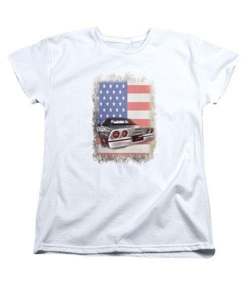 American Dream Machine Women's T-Shirt (Standard Cut)