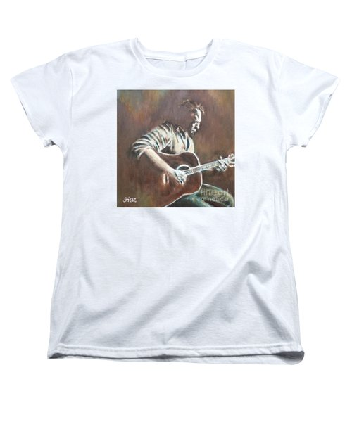 Amos Lee Women's T-Shirt (Standard Cut)