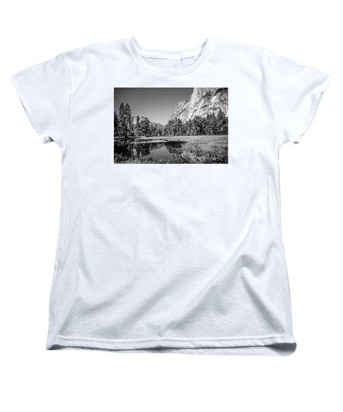 Gamut Women's T-Shirt (Standard Cut) by Ryan Weddle