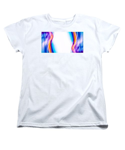 Women's T-Shirt (Standard Cut) featuring the photograph Anesthesia Dreams by TC Morgan