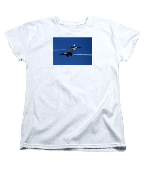 Angelic Convergence Women's T-Shirt (Standard Cut)