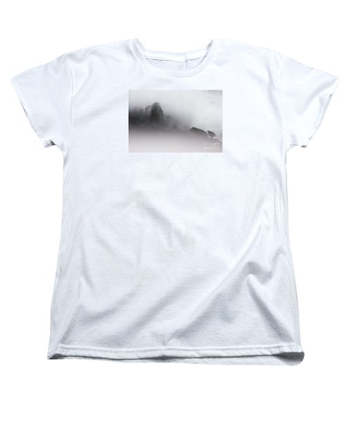 Women's T-Shirt (Standard Cut) featuring the photograph Another World by Dana DiPasquale