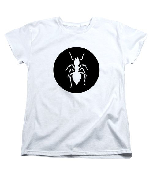 Ant Women's T-Shirt (Standard Cut) by Mordax Furittus