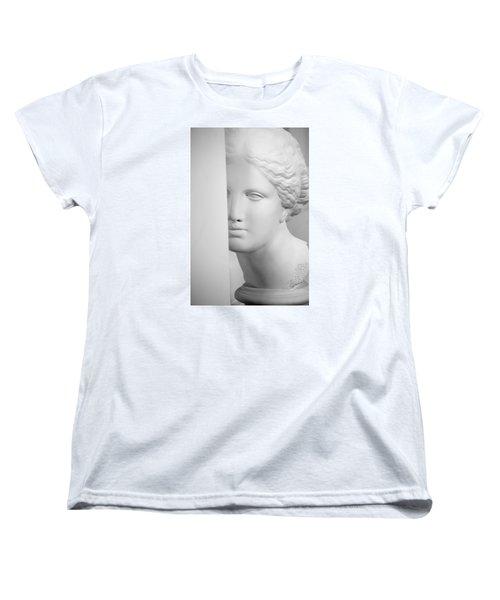 Women's T-Shirt (Standard Cut) featuring the photograph Antique Sculpture by Andrey  Godyaykin