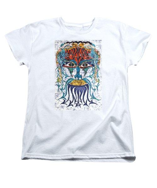 Archetypal Mask Women's T-Shirt (Standard Cut)