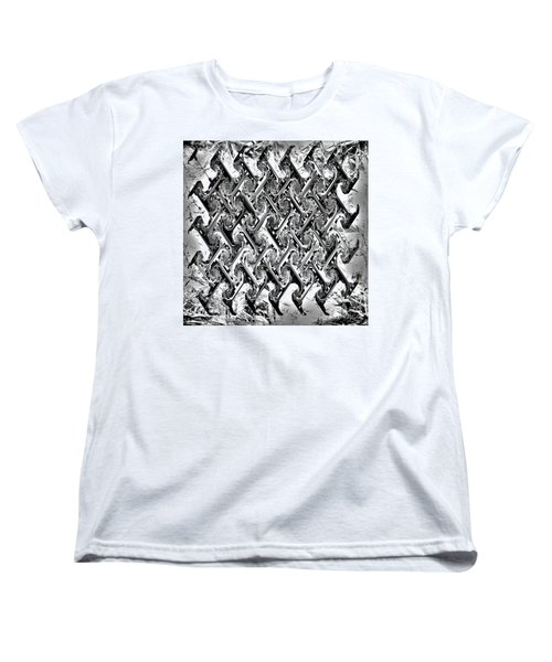 Are There Diamonds In Your Mine Women's T-Shirt (Standard Cut) by Danica Radman