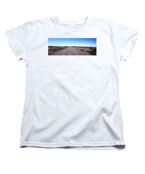 Arizona Desert Women's T-Shirt (Standard Cut) by Edward Peterson