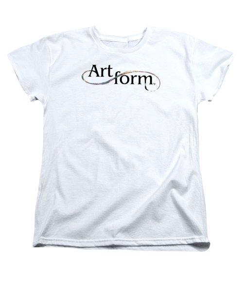 Artform02 Women's T-Shirt (Standard Cut) by Arthur Fix