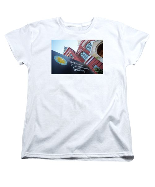 Arts And Industry Museum  Women's T-Shirt (Standard Cut) by John S