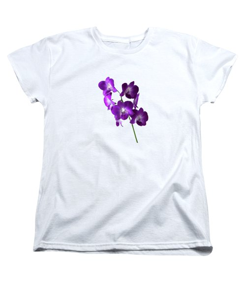 Women's T-Shirt (Standard Cut) featuring the photograph Floral by Tom Prendergast