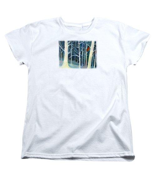 Quiet Moment Women's T-Shirt (Standard Cut)