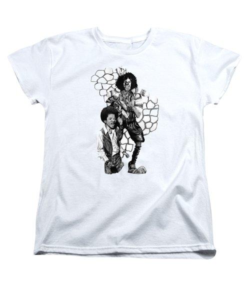 Michael Women's T-Shirt (Standard Cut) by Terri Meredith