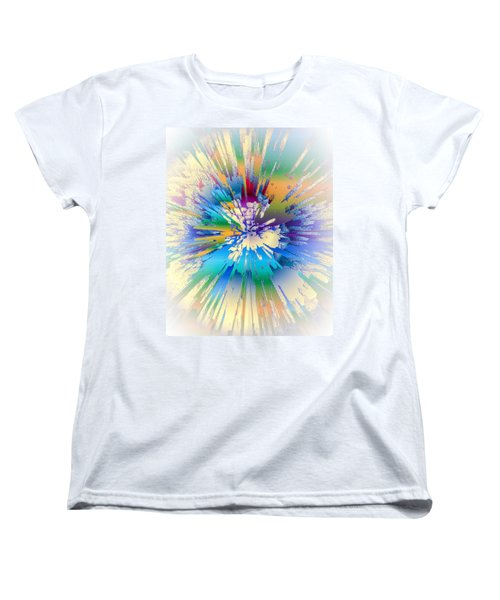 Coloratura Soprano Women's T-Shirt (Standard Cut) by Moustafa Al Hatter